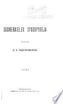Suomenkielen synonyymeja
