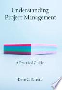 Understanding Project Management Book