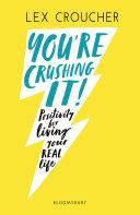 You're Crushing It Book