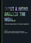 Input a Word, Analyze the World