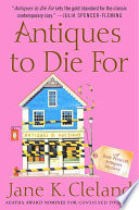Antiques to Die For Book
