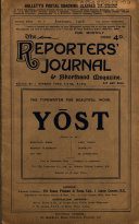The Weekly Illustrated Reporters Journal