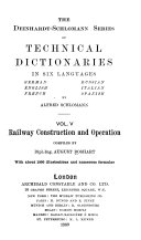 The Deinhardt Schlomann Series of Technical Dictionaries in Six Languages