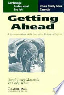 Getting Ahead Home study cassette
