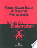 Public Health Issues In Disaster Preparedness