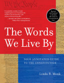 The Words We Live By Book