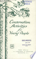 Conservation Activities for Young People