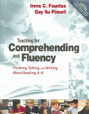 Teaching for Comprehending and Fluency Book PDF