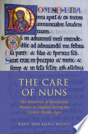 The Care Of Nuns