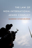 Pdf The Law of Non-International Armed Conflict Telecharger