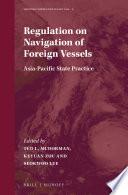 Regulation on Navigation of Foreign Vessels