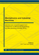 Mechatronics And Industrial Machines Book PDF