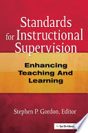 Standards for Instructional Supervision Book