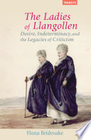 Read Online The Ladies of Llangollen For Free