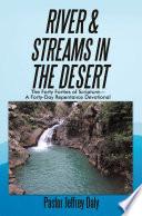 River   Streams in the Desert