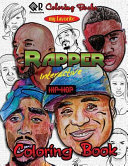 My Favorite Rapper Interactive Hip Hop Coloring Book