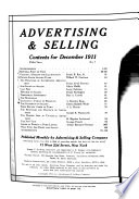 Advertising & Selling