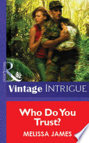 Who Do You Trust   Mills   Boon Vintage Intrigue