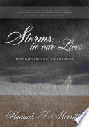 Storms In Our Lives