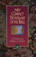 Zondervan Bible Dictionary