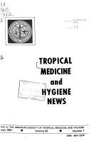 Tropical Medicine and Hygiene News Book