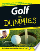 """Golf For Dummies"" by Gary McCord"