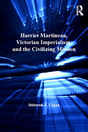 Harriet Martineau, Victorian Imperialism, and the Civilizing Mission [Pdf/ePub] eBook