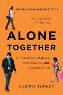 Pdf Alone Together Telecharger