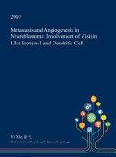 Metastasis and Angiogenesis in Neuroblastoma