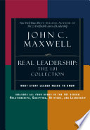 Real Leadership  The 101 Collection