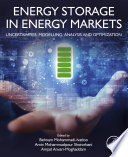 Energy Storage in Energy Markets