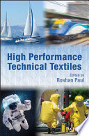"""High Performance Technical Textiles"" by Roshan Paul"
