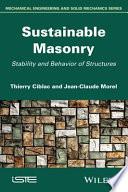 Sustainable Masonry Book