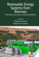 Renewable Energy Systems from Biomass