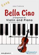 Pdf Bella Ciao - Violin and Piano Telecharger