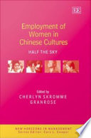 Employment Of Women In Chinese Cultures