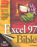 Excel 97 Bible