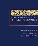 Concepts and Issues in Nursing Practice
