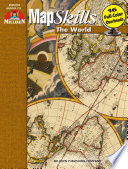 Map Skills - The World (eBook)