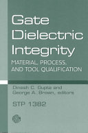 Gate Dielectric Integrity