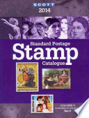 Scott Standard Postage Stamp Catalogue 2014