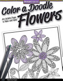 Creative Coloring Flowers Book PDF