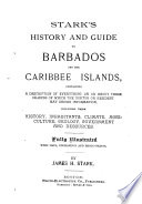 Stark s History and Guide to Barbados and the Caribbee Islands