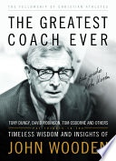 The Greatest Coach Ever PDF