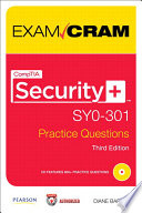 Comptia Security Sy0 301 Practice Questions Exam Cram