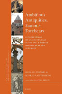 Pdf Ambitious Antiquities, Famous Forebears
