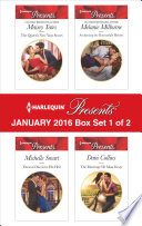Harlequin Presents January 2016 Box Set 1 Of 2