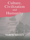 Pdf Culture, Civilization, and Humanity Telecharger