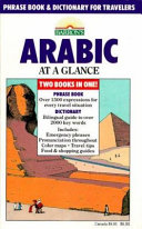 Arabic at a Glance