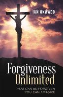 Forgiveness Unlimited Pdf